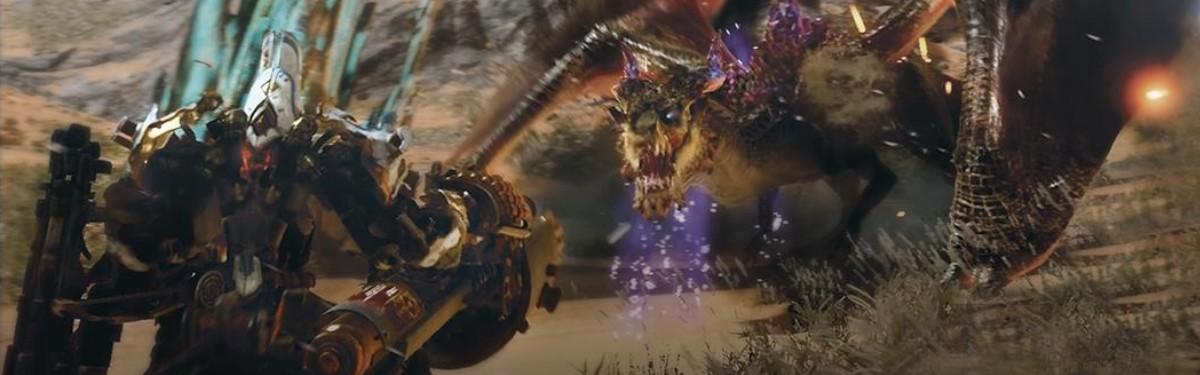 [Перевод] Dragon Hound - Детали новой игры про охоту на монстров