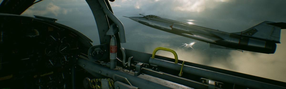 Ace Combat 7: Skies Unknown - Видеопрохождение одной миссии