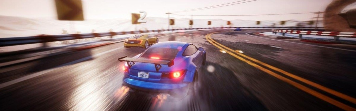 Dangerous Driving — Аркадная гонка от создателей Burnout выйдет 9 апреля