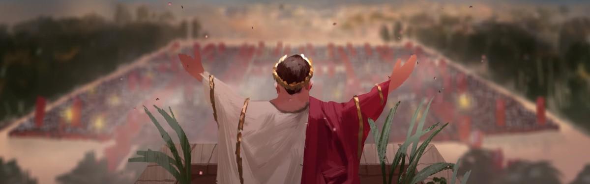 Romans: Age of Caesar - Новая онлайн-стратегия от создателей Stronghold