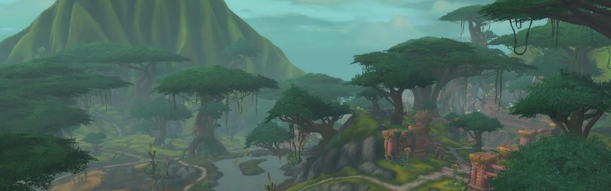 [Стрим] World of Warcraft - Что скрывает Зулдазар