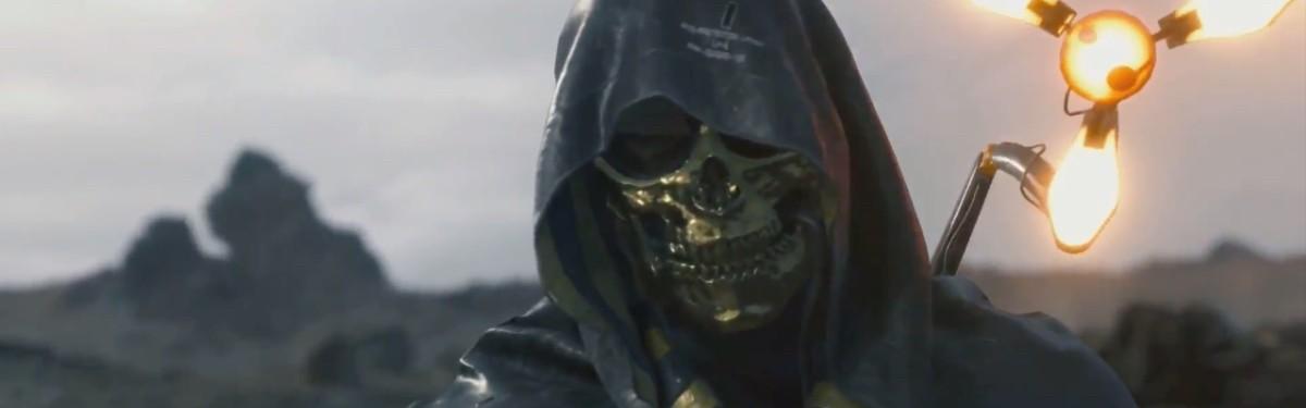 [TGS 2018] Death Stranding - Трейлер
