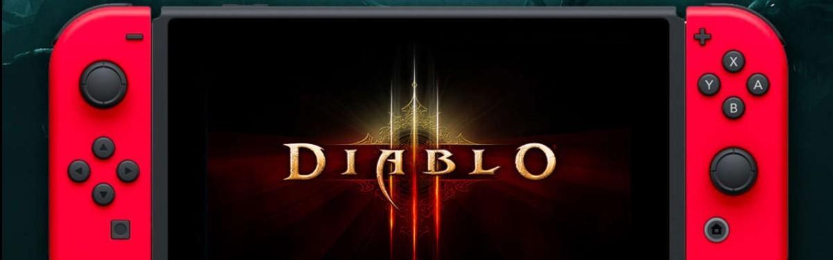 Похоже, в Diablo 3 на Switch не будет кросс-плея