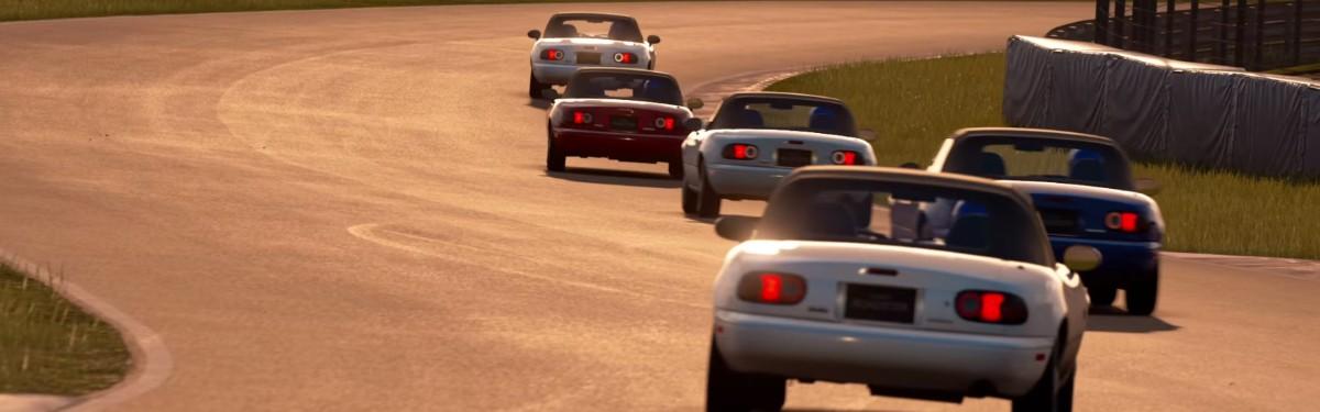 GT Sport - Новые машины и трасса уже в игре