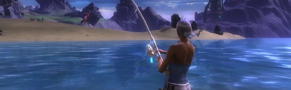 В TERA скоро появится рыбалка