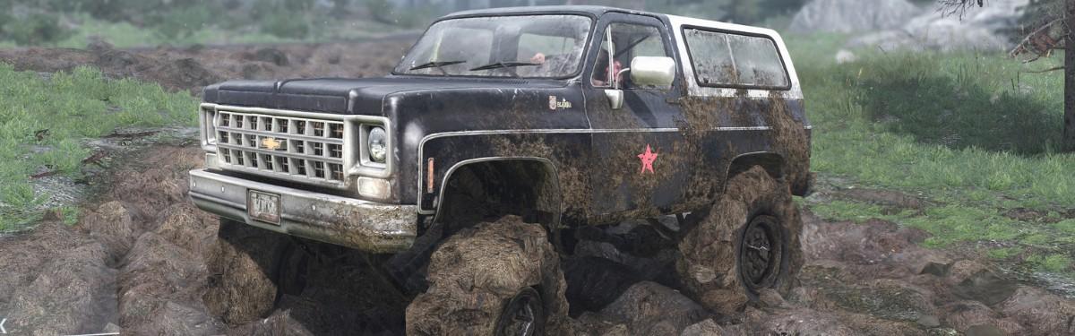 Месить грязь в Spintires: MudRunner теперь можно в 4К
