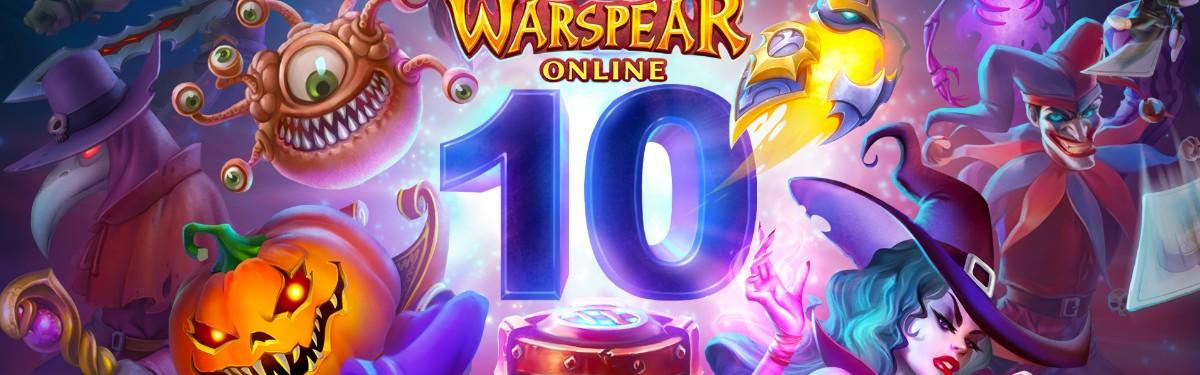 [Mobile] Warspear Online: новые испытания и подарки для всех героев!