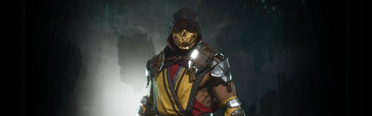 Самое интересное из прямой трансляции Mortal Kombat 11