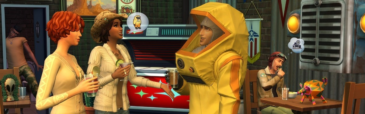 "The Sims 4 - Подсказки по ""Стрейнджервиль"""