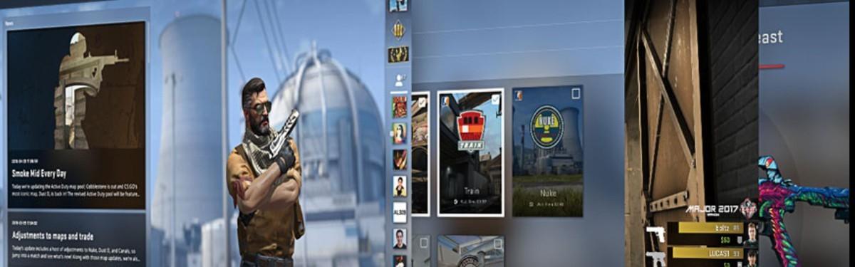 Counter-Strike: Global Offensive получит новый интерфейс