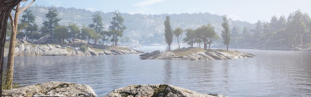 SCUM - Локация расширилась за счет новых островов