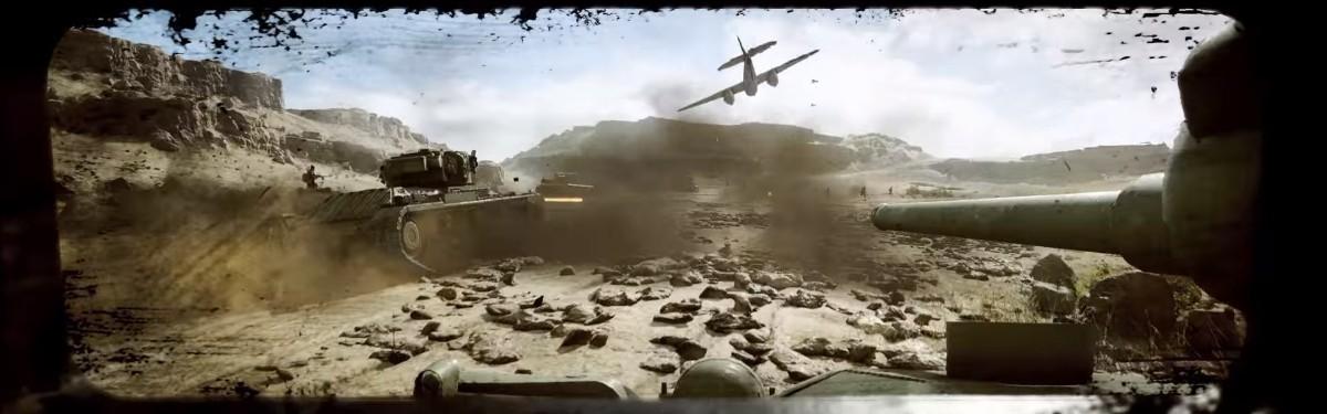 Battlefield V - Трейлер к предстоящей выставке Gamescom-2018
