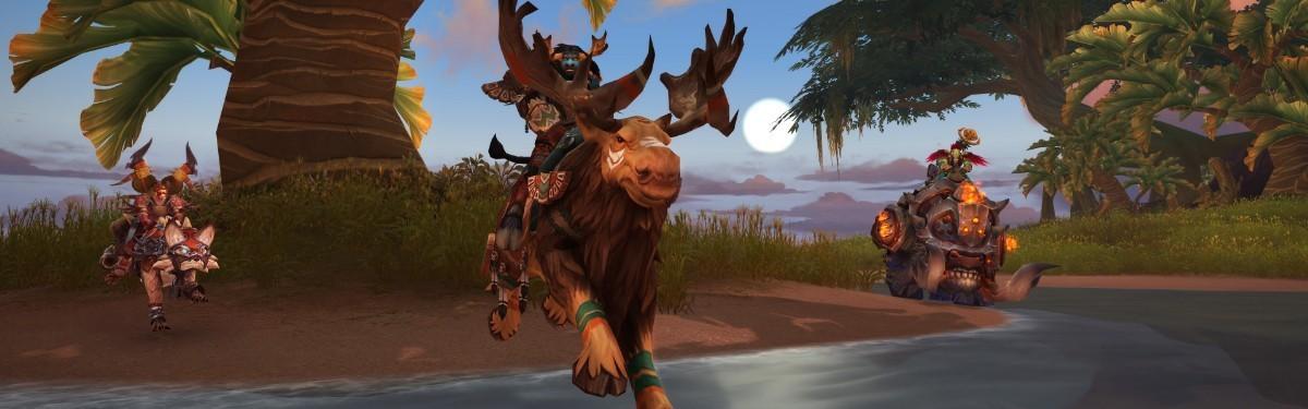 World of Warcraft - Секретные задания и пазлы в Battle for Azeroth