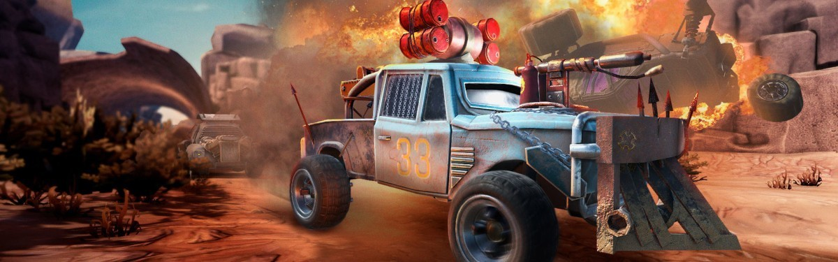 Burndown - Аркадный шутер на машинах добрался до раннего доступа