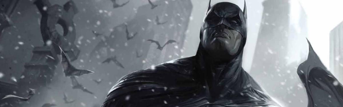 В новом сольнике зрители увидят нуарного Бэтмена-детектива