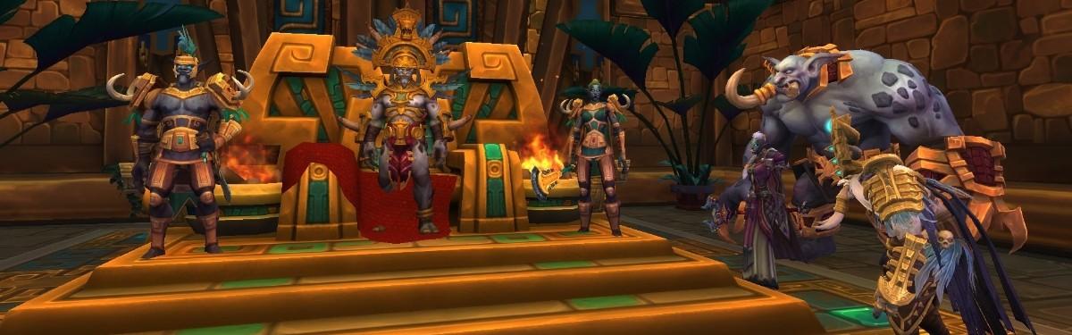 World of Warcraft - В доступных новым расам классах были допущены ошибки