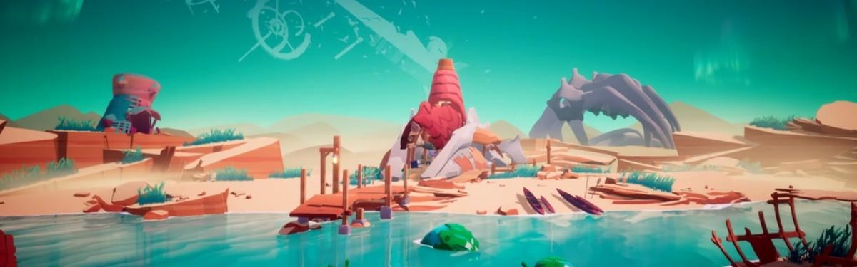 Solar Ash Kingdom — Анонсирован новый проект от авторов Hyper Light Drifter