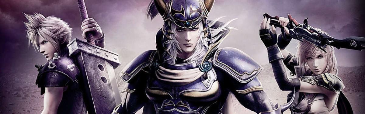 Dissidia Final Fantasy NT выйдет на PC. Плюс появится демоверсия