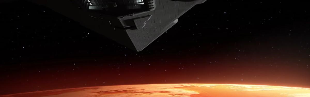 Игры по Звездным Войнам: Vader Immortal - Темная сторона VR