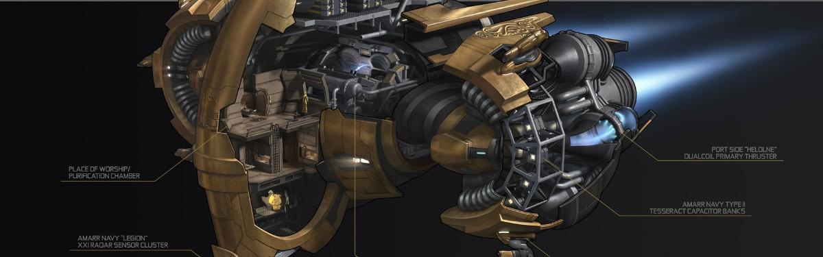 EVE Online — Уничтожен корабль стоимостью почти 1 миллион рублей