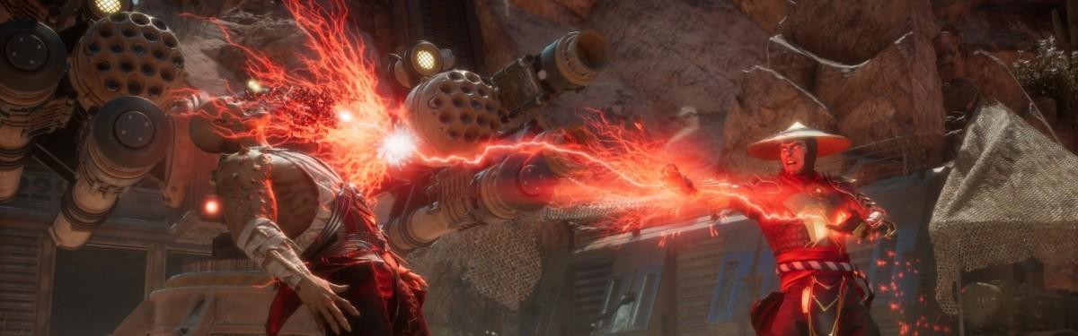 Mortal Kombat 11 — Трейлер и ростер бета-теста
