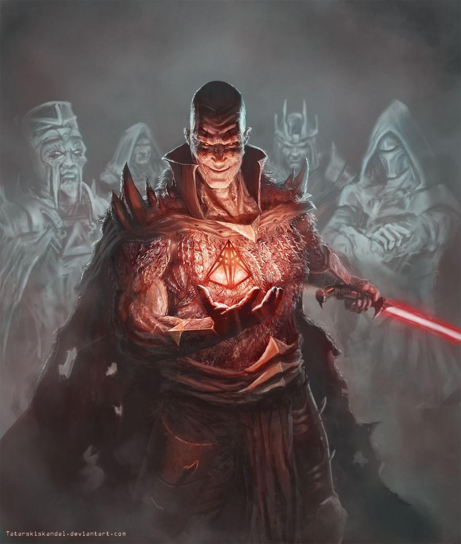 [Мнение] Расширенная вселенная «Звездных войн» : Эпоха до Диснея