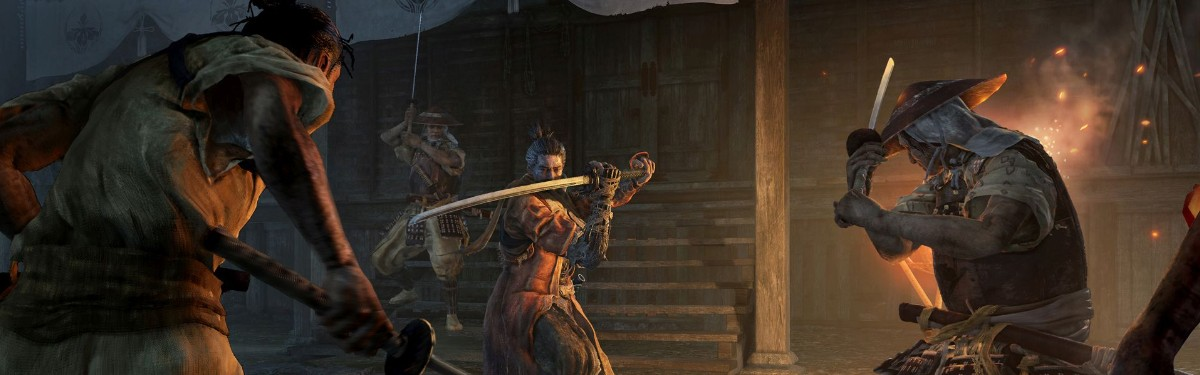 Sekiro стала самой ожидаемой игрой в Steam