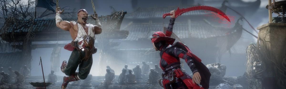 Mortal Kombat 11 — Старушка Бланш может стать играбельным персонажем