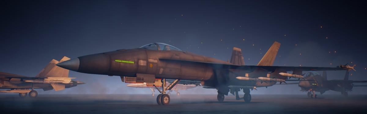 Project Wingman новый авиасимулятор на Kickstarter