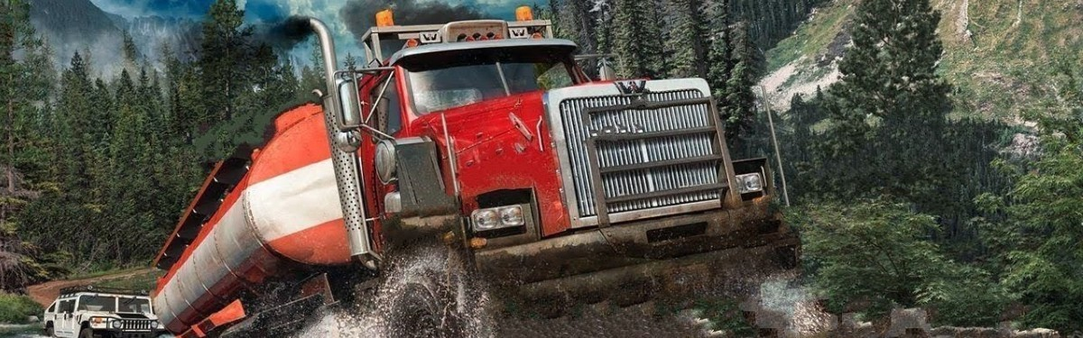 Релиз DLC American Wilds для Spintires: MudRunner