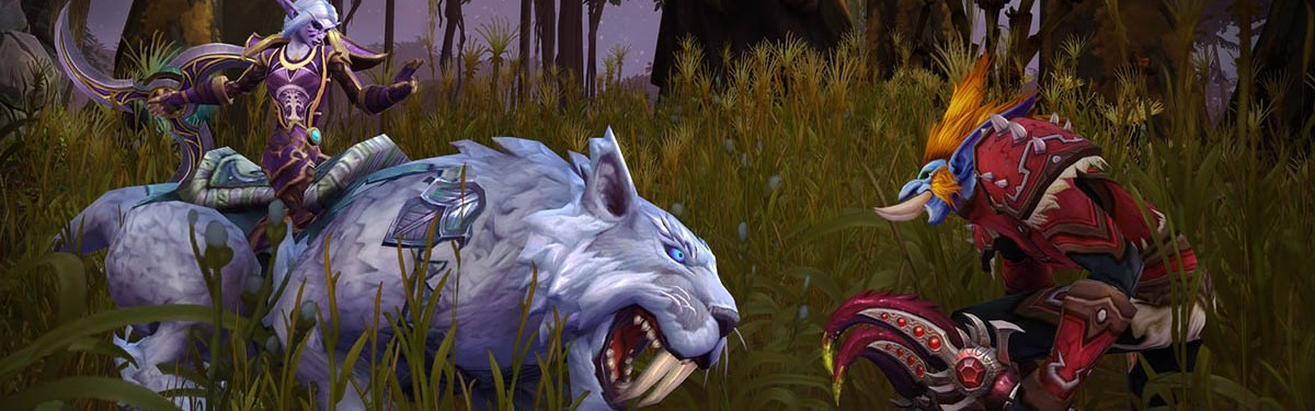 """World of Warcraft - Начались """"Волны возмездия"""""""