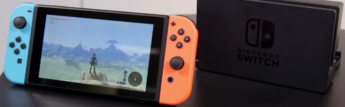 Switch стала самой быстро продаваемой консолью этого поколения в США