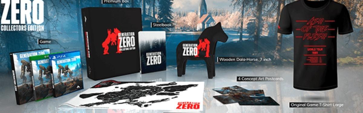 Generation Zero получил дату релиза