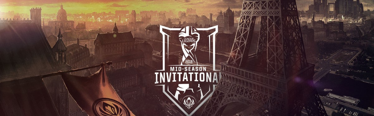 League of Legends - Mid-season Invitational. Экватор группового этапа