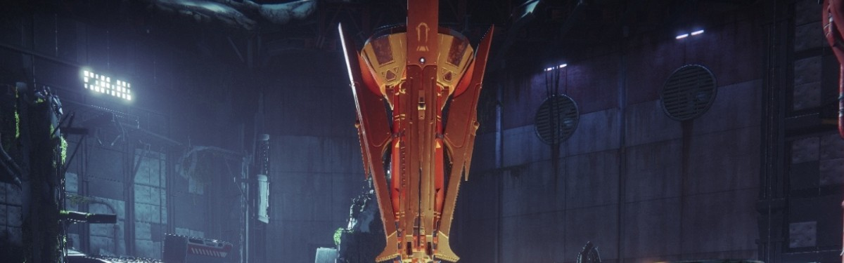 Destiny 2 - как получить Izanagi's Burden и J?tunn