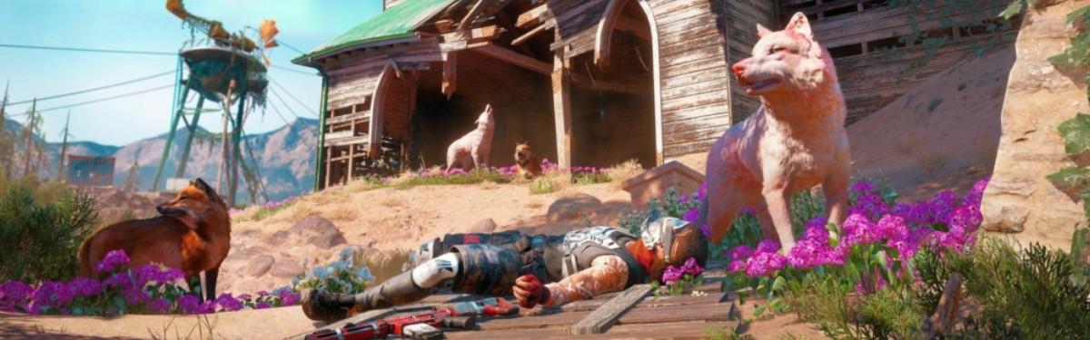 Far Cry New Dawn — Cюжет, геймплей и скриншоты