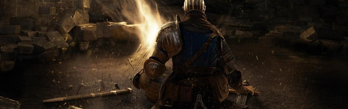 Стрим: Dark Souls Remastered - Боль и страдание