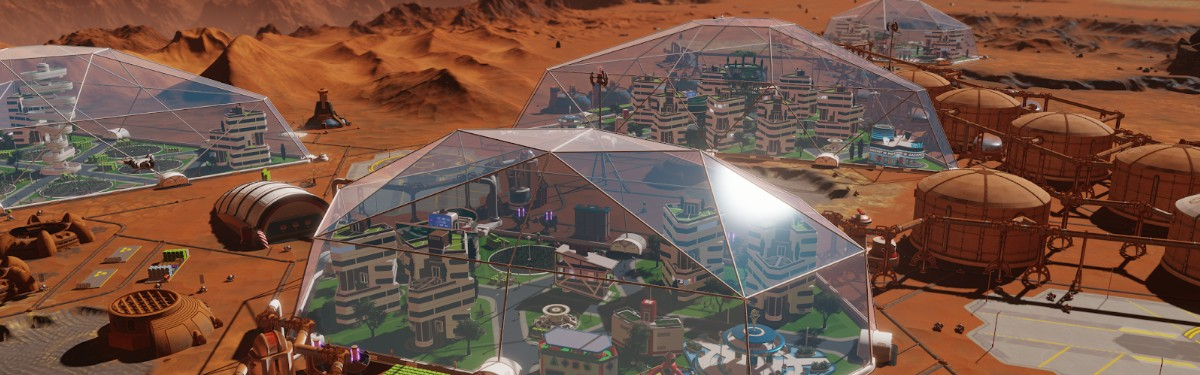 Survivng Mars - Разработчики извинились за отсутствие обучения