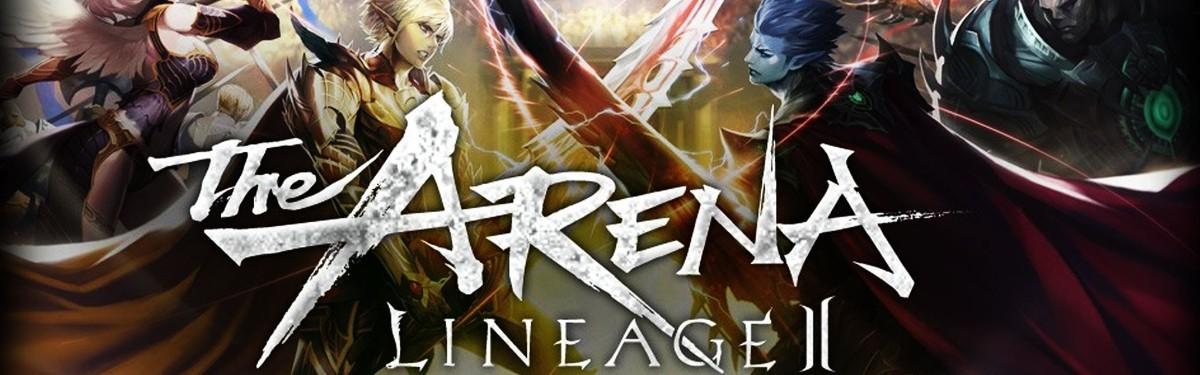Lineage 2: Arena - Встречаем новый проект от NCSOFT