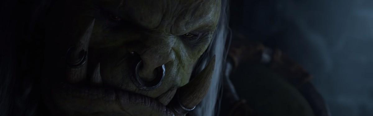 [BlizzCon 2018] World of Warcraft - Саурфанг и Андуин Ринн готовы объединиться