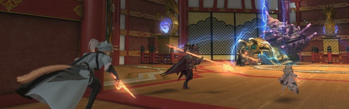 Final Fantasy XIV - Подземелье Heaven-on-High и другие новинки