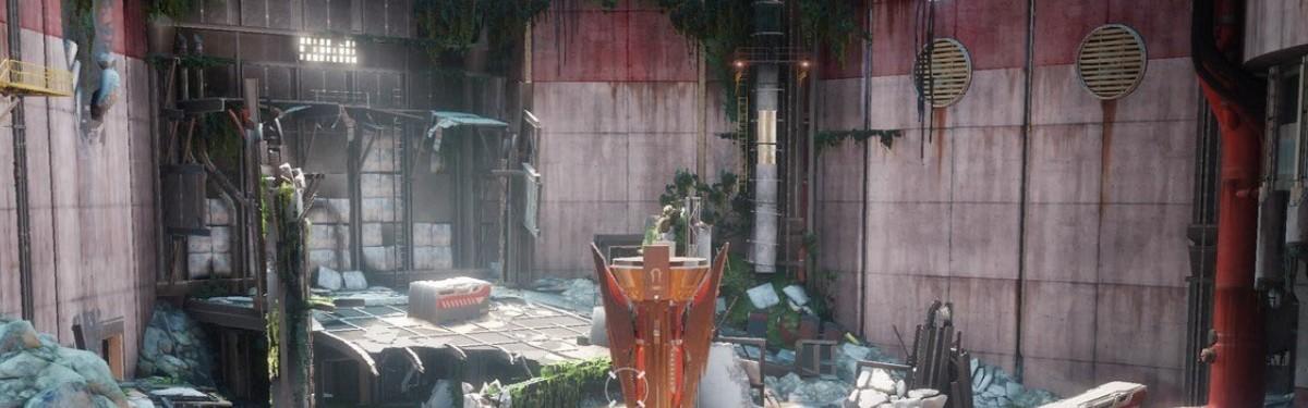 Destiny 2 - лаборатория Ниоба и другое