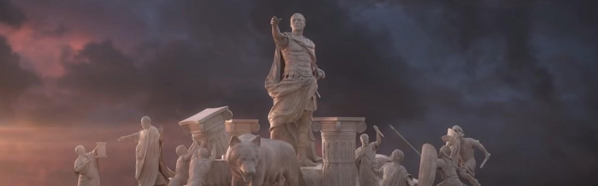Глобальная стратегия Imperator: Rome выйдет 25 апреля