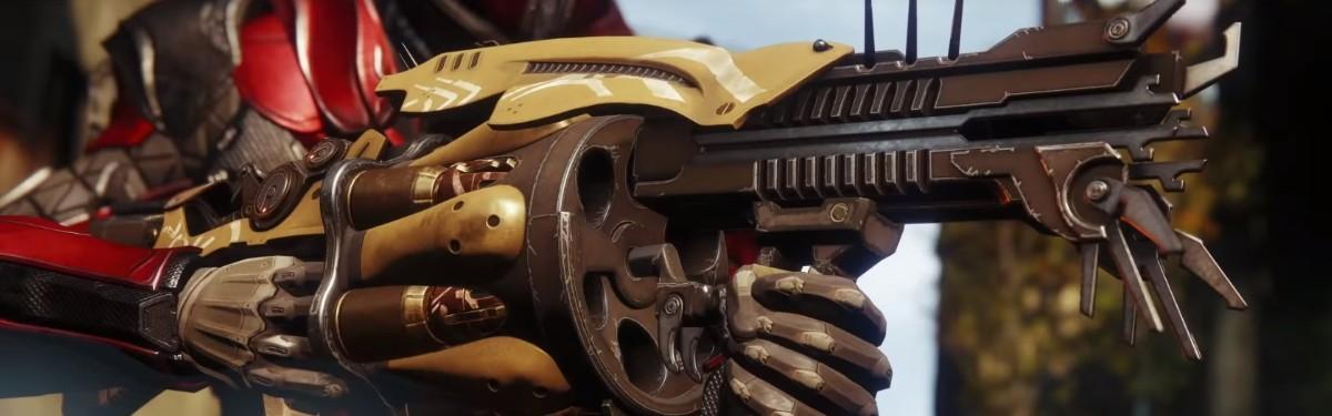 """Destiny 2 - Элитное оружие """"Черного арсенала"""""""