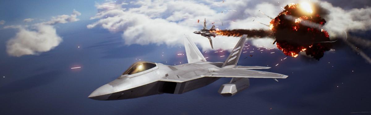 Новый трейлер Ace Combat 7 демонстрирует VR-режим