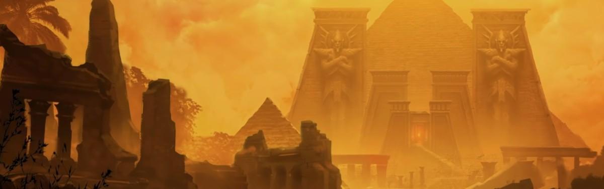 """Grim Dawn - Дополнение """"Forgotten Gods"""" выйдет в марте"""