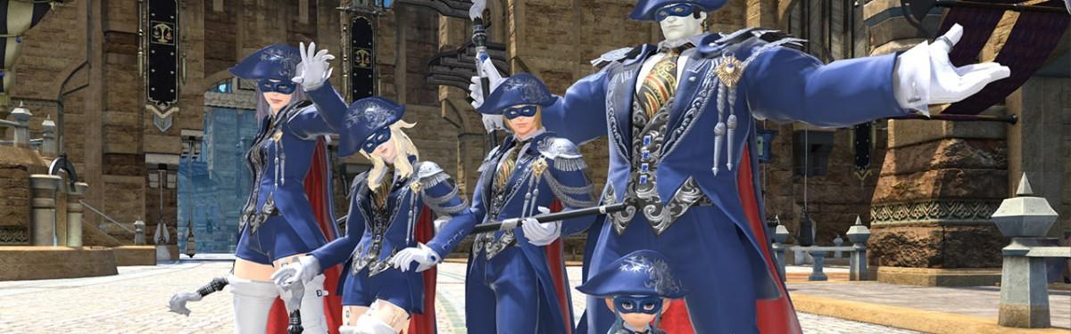"""Обзор: Final Fantasy XIV - Знакомство с патчем 4.5 """"A Requiem for Heroes"""""""