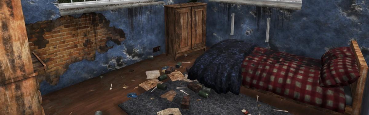Симулятор уборки и ремонта уже в Steam