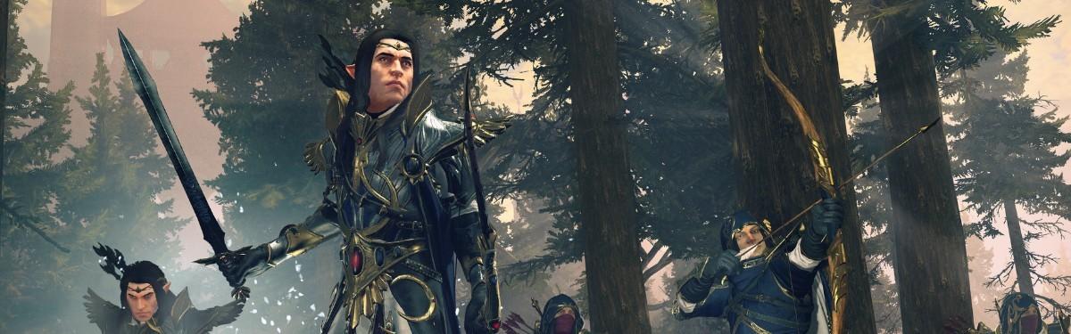 """Total War: WARHAMMER II - Подробности о бесплатном обновлении """"Алит Анар"""""""