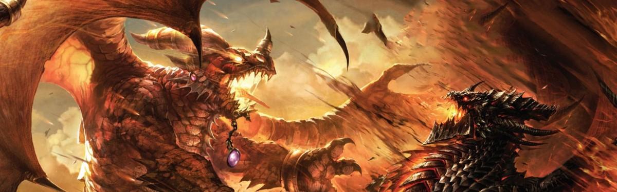 Hearthstone — Разработчики анонсировали год Дракона